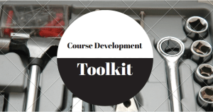 course development toolkit