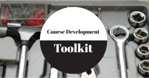 course development toolkit