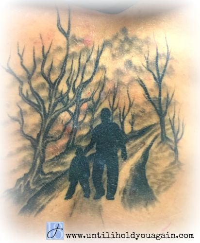 grief, sibling grief, tattoo