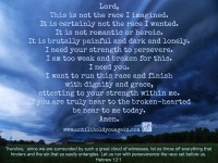 Prayer For Perseverance. For bereaved parents, the ability to persevere for a lifetime is undeniable.
