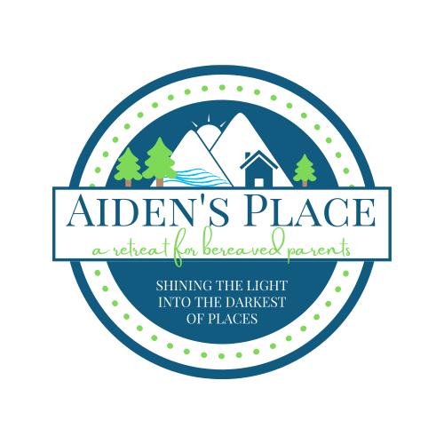 Aiden's Place logo, Aiden's Place Retreat For Bereaved Parents,