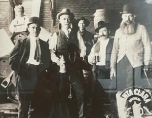 Santa Clara Brewery, 1890