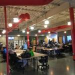 Inside the Hacker Dojo, Santa Clara
