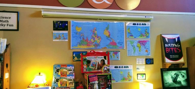 Reach & Teach store in San Mateo