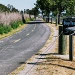 Bay Trail near Palo Alto.