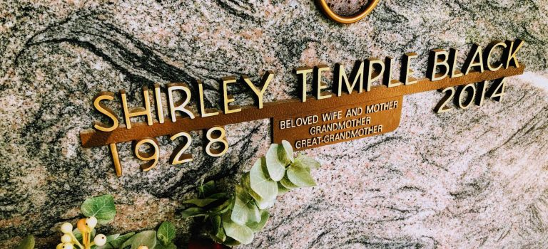 Shirley Temple Black, 1928 - 2014