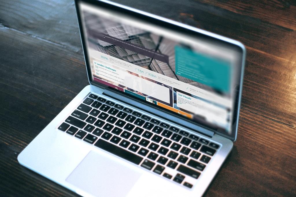 Coeus Website Redesign