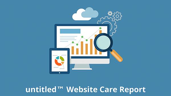 WordPress Website Care Report