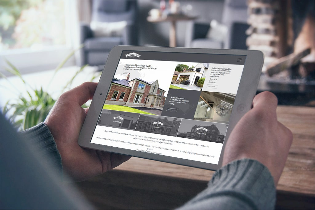 Cheshire Web Design - Responsive Website
