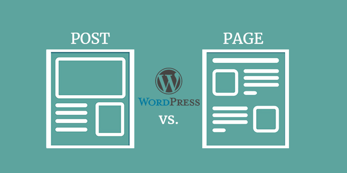 WordPress Tutorial - WordPress Post and WordPress Page