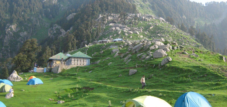 Triund Trek, weekend trek near Delhi