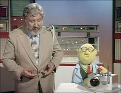 Muppet's Robot Politician