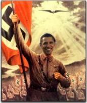 Barack Obama is Adolf Hitler
