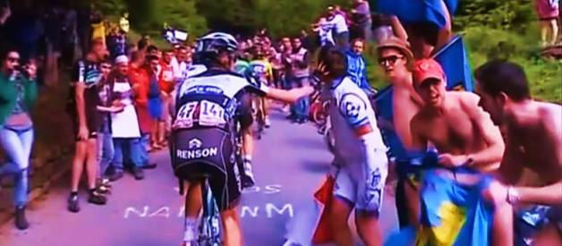 TOP 5 Idiot Cycling Fans