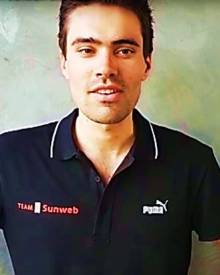 Team Sunweb extends contract with Tom Dumoulin until 2022
