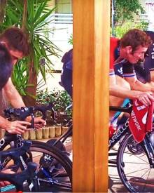 Smart Training With Team Sky & The Wahoo KICKR Power Trainer