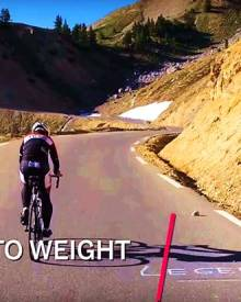How To Ride Long Climbs | Cycling Weekly