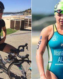 Tamsyn Moana-Veale – Sweet Australian Triathlete