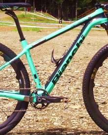 Marco Fontana's Bianchi Methanol XC Bike