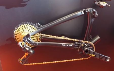 Quick look at SRAM Eagle XX1, X01 and GX