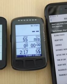 Switching from Garmin Edge to Wahoo Elemnt BOLT