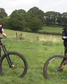 Trail Bike Vs Downhill Mountain Bike