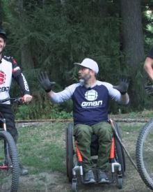 Whistler Trials Riding Challenge   Doddy Vs Blake