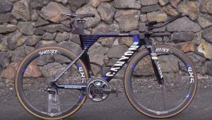 Patrick Lange's Canyon Speedmax CF SLXPatrick Lange's Canyon Speedmax CF SLX