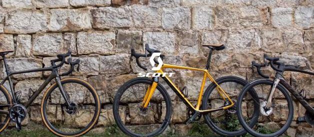 SCOTT: 2019 Road bikes