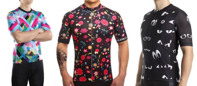 The 10 Most Beautiful Cycling Jerseys
