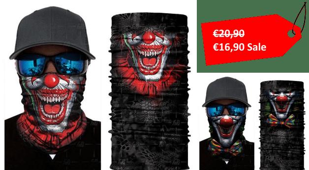 Skull Face Mask 3D PRO