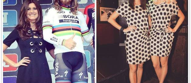 Lien Crapoen – Can be found on or behind a podium at cycling races
