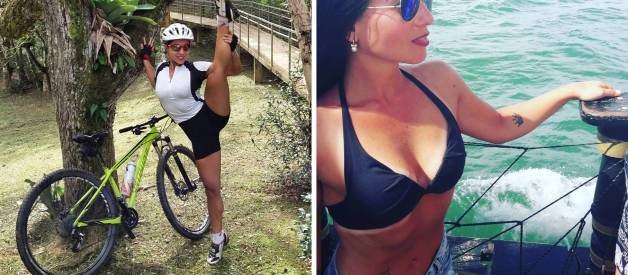Rafaelli Belign – Choreographer and Cyclist