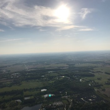 Breathtaking Views: High in the Sky with Columbus Aeronauts