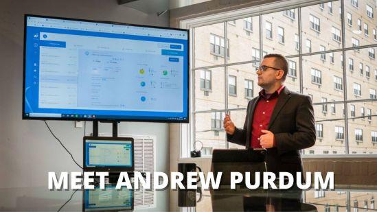 Andrew Purdum