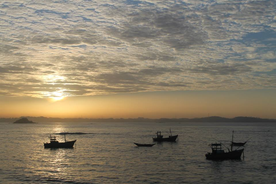 Organizzare un viaggio in Sri Lanka - tramonto