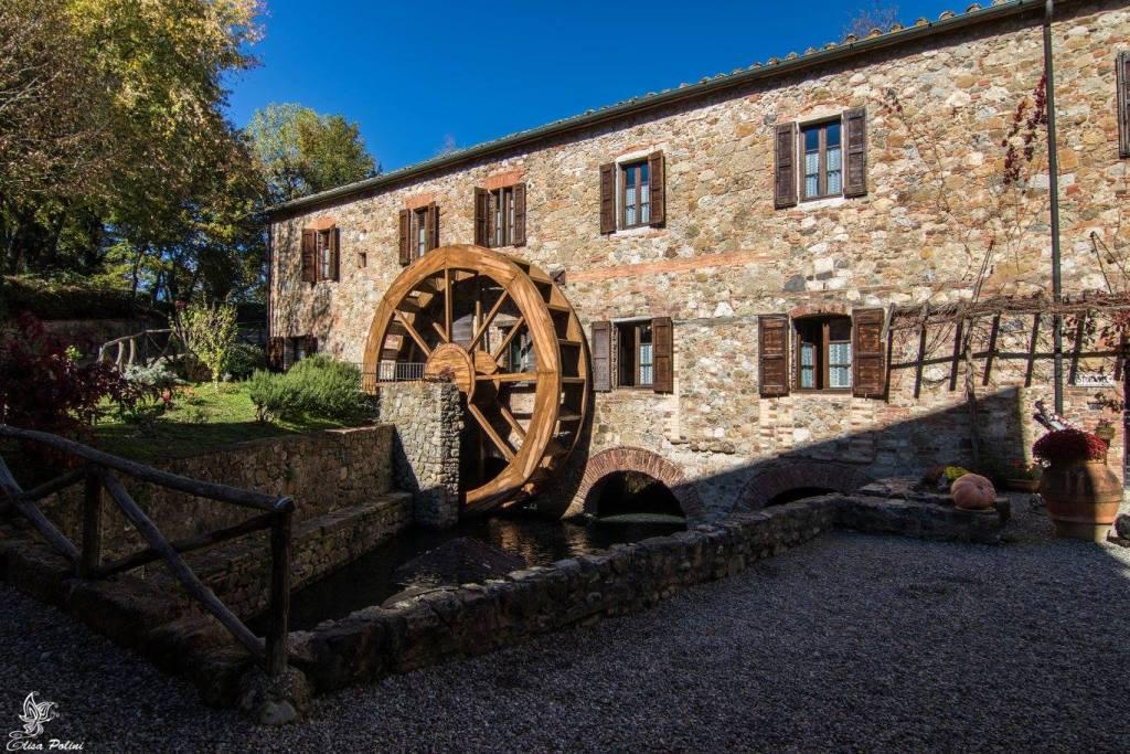 Toscana - Mulino delle Pile