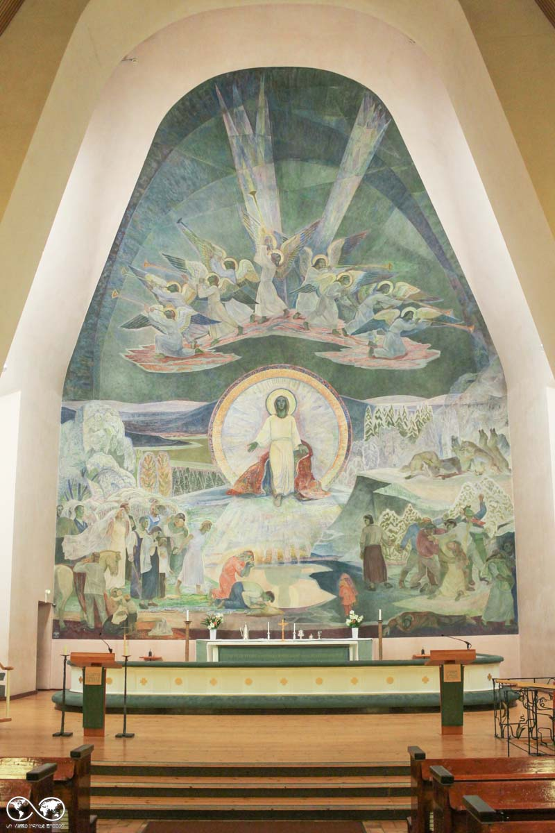 Chiesa di Rovaniemi
