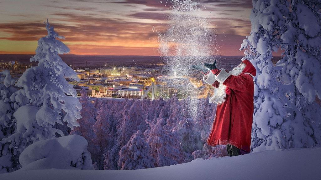 Santa Claus - Visit Rovaniemi