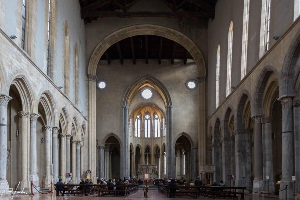 Napoli: Basilica di San Lorenzo Maggiore
