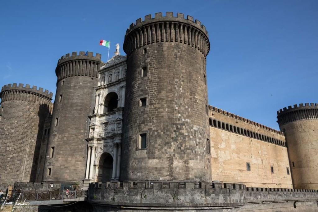 Napoli: Castel Nuovo