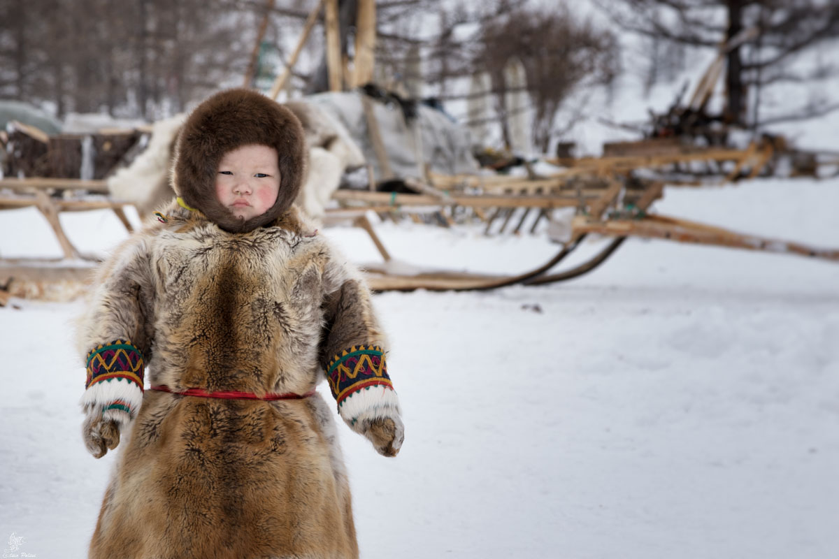 Russia: Abbigliamento Nenet