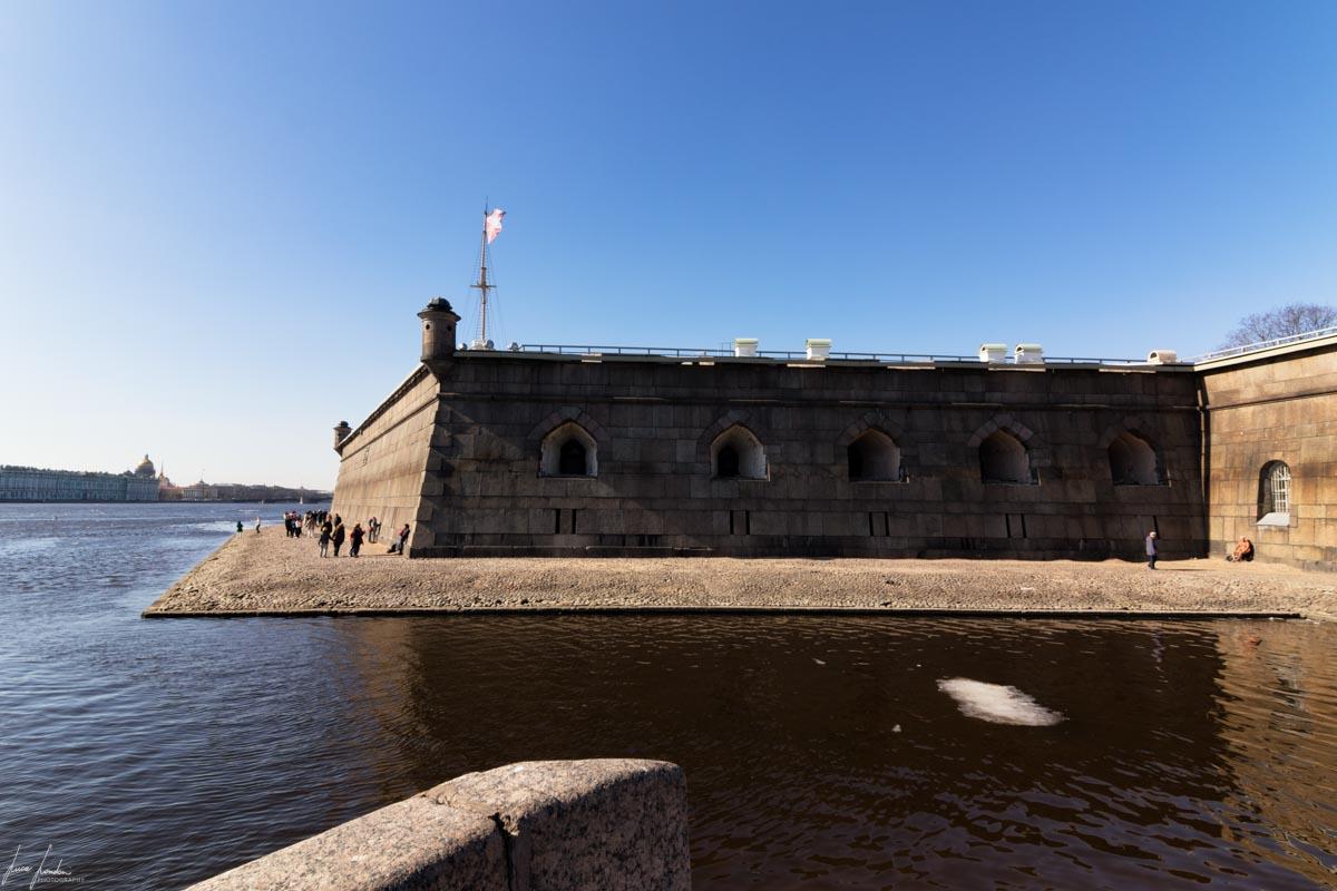 San Pietroburgo: Fortezza di PIetro e Paolo