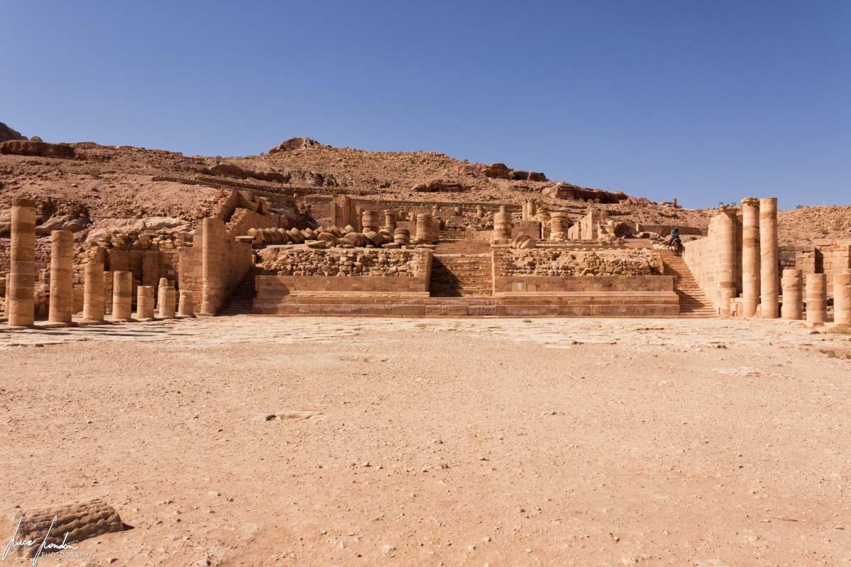 Grande Tempio di Petra