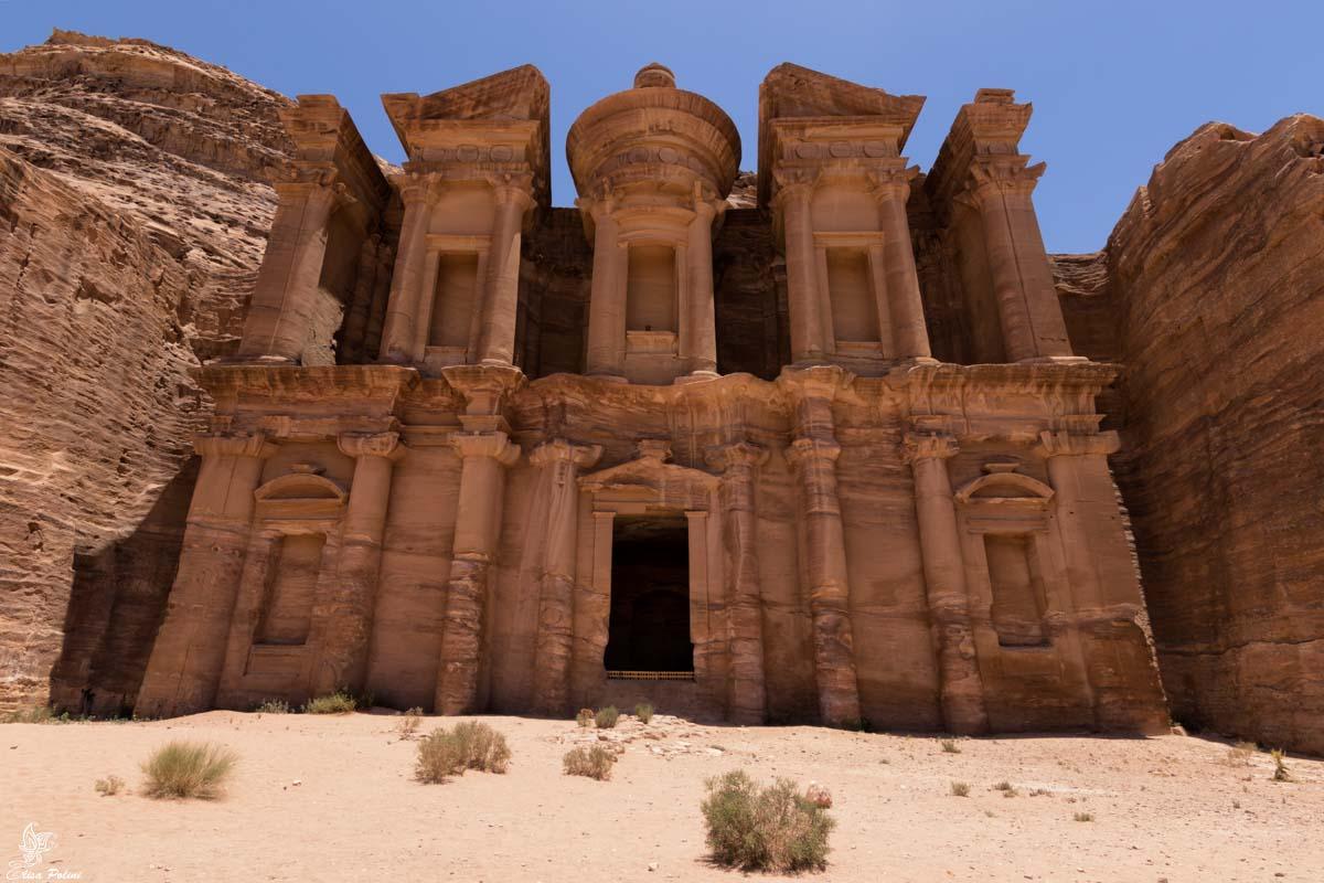 Ad-Deir, il Monastero di Petra