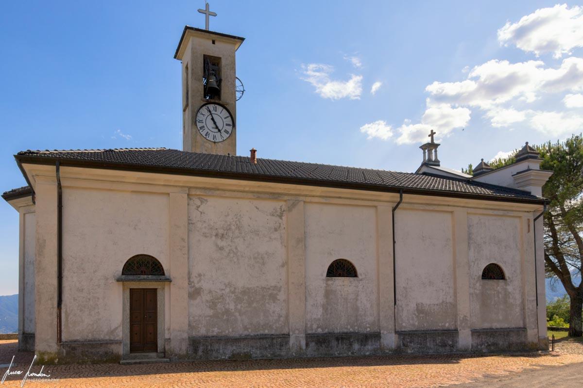 Pigra: Chiesa di Santa Margherita