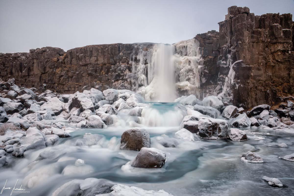 Parco Nazionale di Thingvellir: Oxararfoss