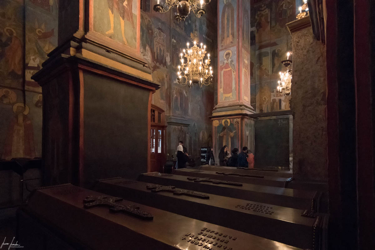Cremlino-Mosca-Cattedrale-Arcangelo-Michele-