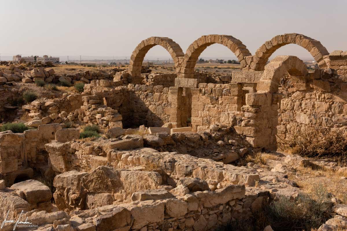 Itinerario in Giordania: Umm Al-Rasas