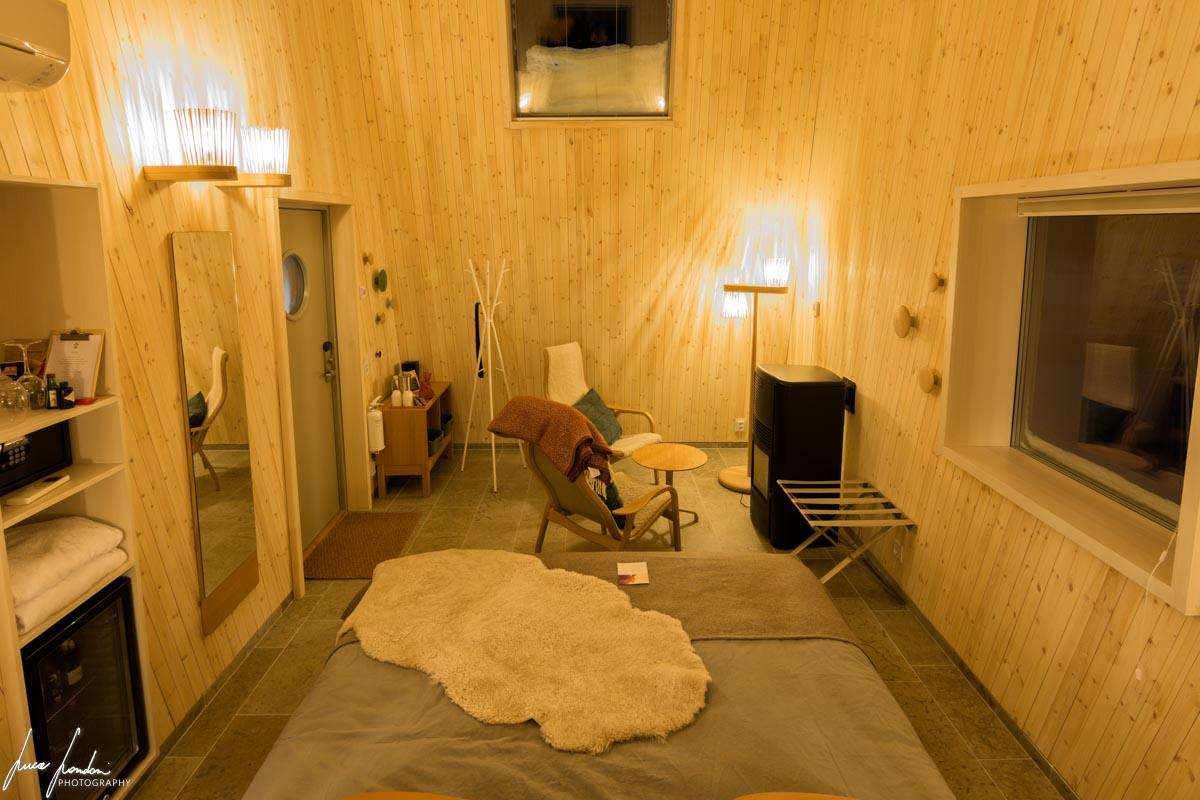 Arctic Bath: River Cabin